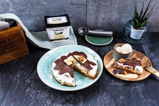 Banoffee Pie | Toffee & Bananen